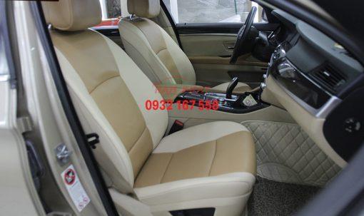 bọc ghế da xe BMW 523i