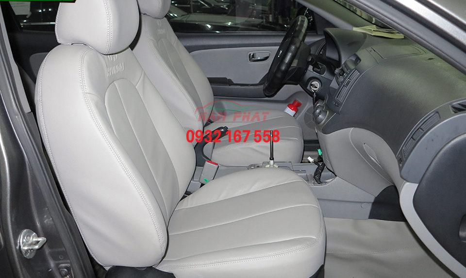 bọc ghế da xe Hyundai Avante