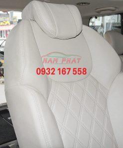 Bọc ghế da xe Kia Sedona