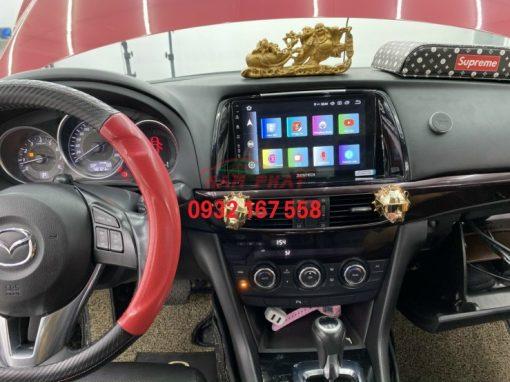 camera 360 độ cho Mazda 6