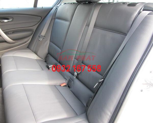 Bọc ghế da cho BMW X3