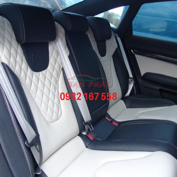 bọc ghế da cho Audi A8
