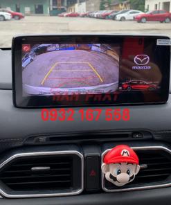 Lắp màn hình Android cho Mazda CX8