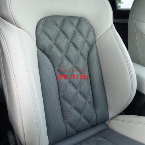 bọc ghế da xe Audi Q3