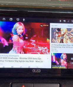Lắp màn hình Android cho Suzuki XL7