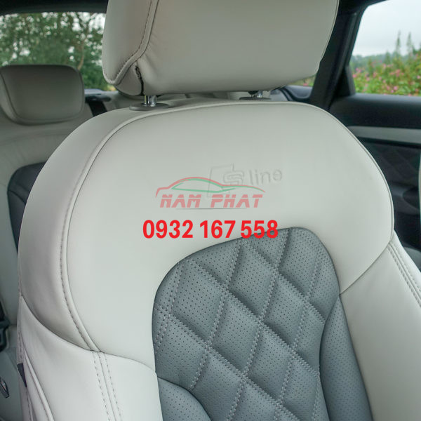 Bọc ghế da cho Audi Q3