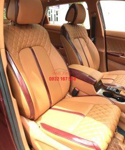 Đổi màu nội thất Hyundai Tucson
