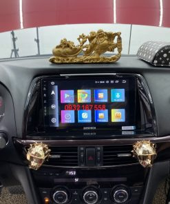 Lắp màn hình Android cho Mazda 6