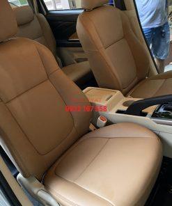 Bọc ghế da cho Mitsubishi Xpander