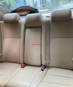 bọc ghế da ô tô Camry