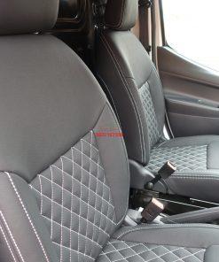 bọc ghế da xe nissan nv200