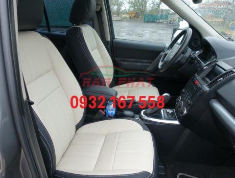 bọc ghế da Land Rover freelander
