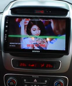 Lắp màn hình Android cho Kia Sorento