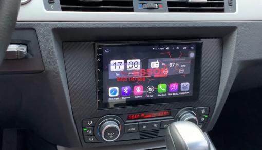 Lắp màn hình Android cho BMW 320i