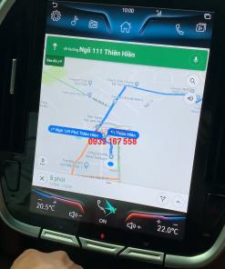 Lắp màn hình Android cho Vinfast Lux SA