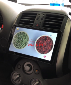 Lắp màn hình Android cho Nissan Sunny