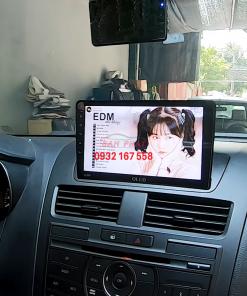 Lắp màn hình Android cho Mazda BT50