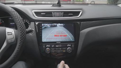 Lắp màn hình Android cho Nissan X-Trail