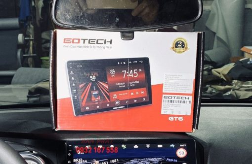 màn hình DVD Android Gotech GT6