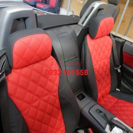 Bọc ghế da xe BMW Z4