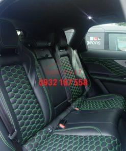 bọc ghế da xe jaguar f-pace
