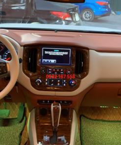 độ nội thất xe chevrolet colorado