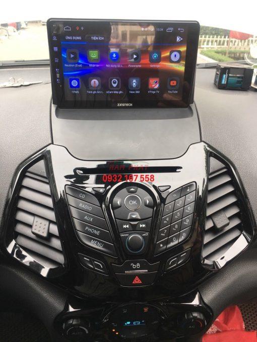 Màn hình Android cho Ford Ecosport