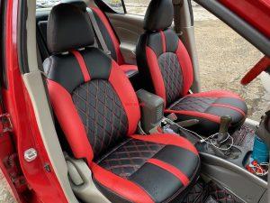 bọc ghế da cho Nissan Sunny