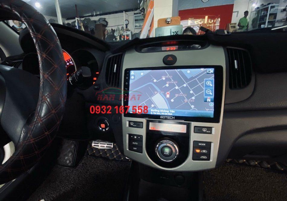 Màn hình Android Gotech Kia Forte