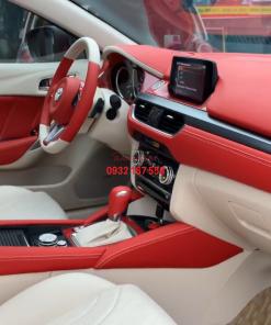Độ nội thất xe Mazda 6