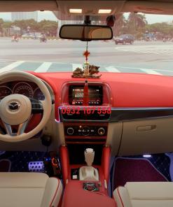 độ nội thất xe Mazda CX-5