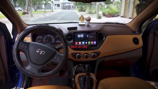 độ nội thất xe Hyundai I10