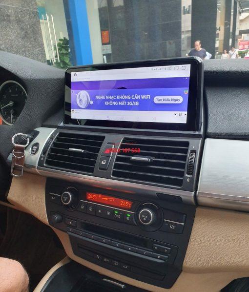Màn hình Android cho BMW X5