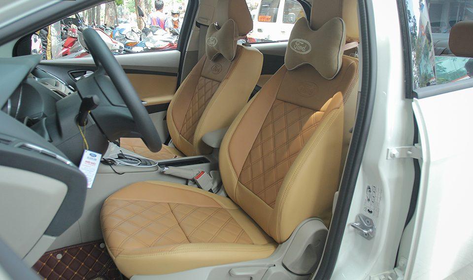 Các mẫu bọc ghế da ô tô