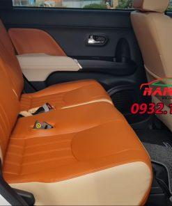 bọc ghế da xe cho Toyota Rush