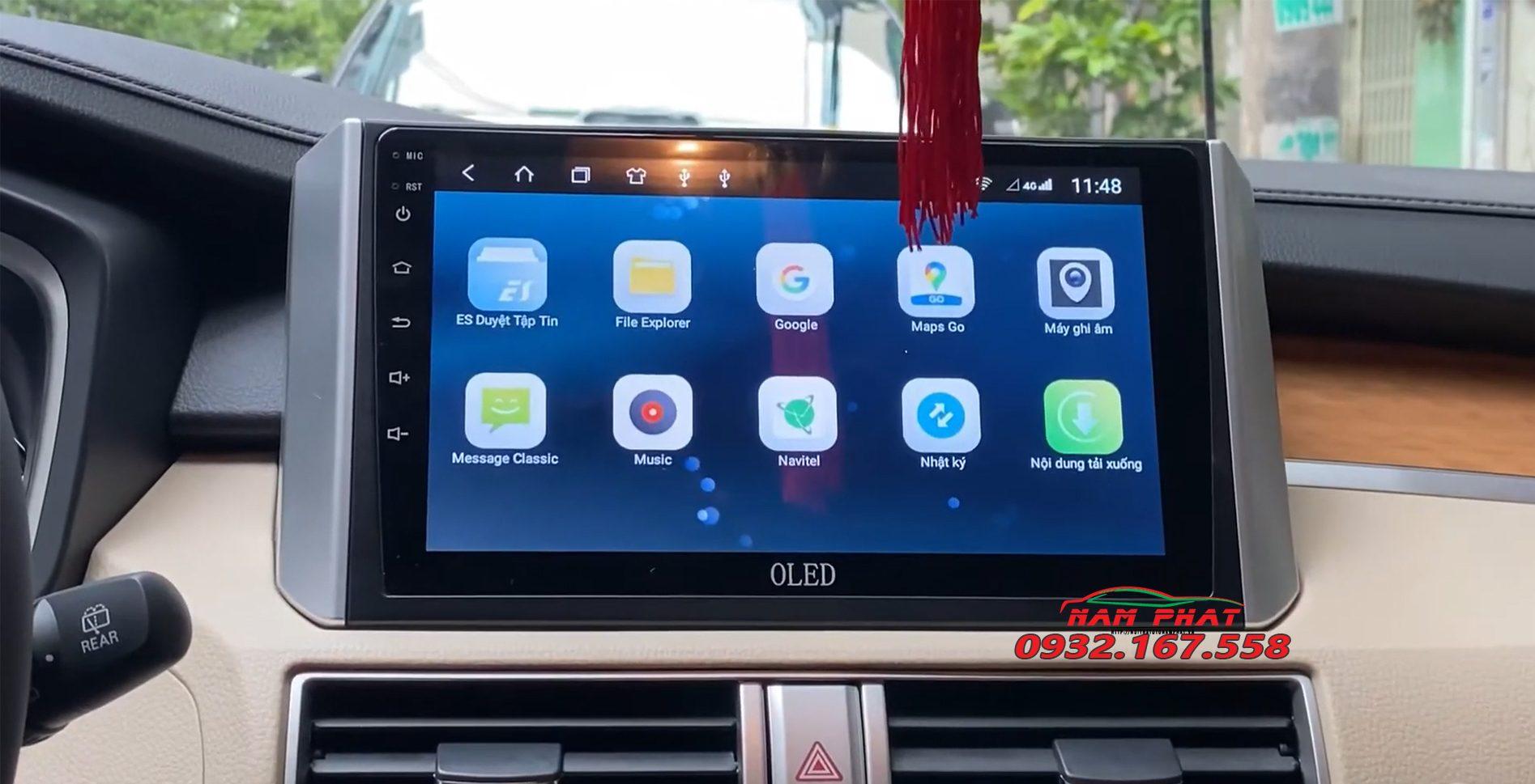 Màn hình Android Oled tại Gò Vấp