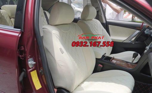 Bọc ghế da xe cho Toyota Camry