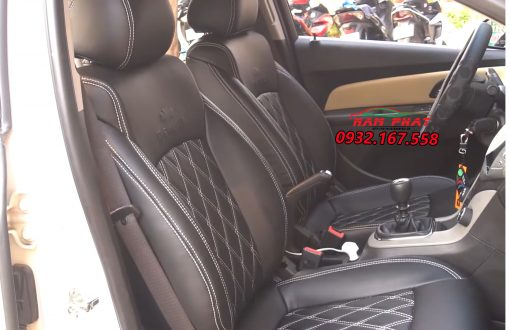 Bọc ghế da xe Chevrolet Cruze