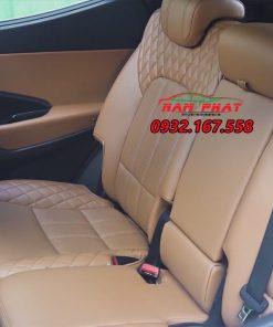 Bọc ghế da xe cho Hyundai Santafe