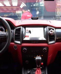 Đổi màu nội thất xe Ford Ranger