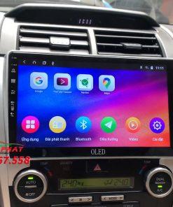 màn hình Android Oled cho Toyota Camry