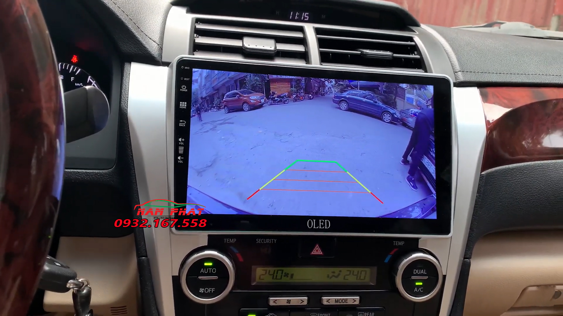 Màn hình Android Oled tại Bình Thạnh
