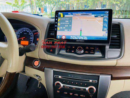 Màn hình Android Gotech cho Nissan Teana