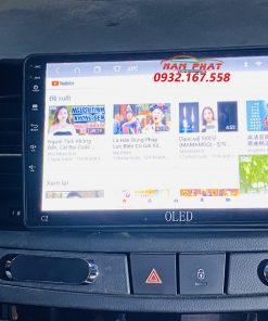 Màn hình Android Oled cho Peugeot 508