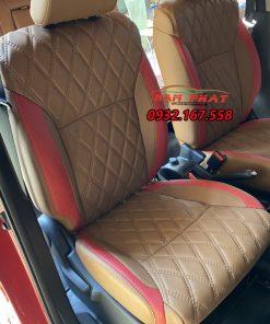 Bọc ghế da xe cho Suzuki Ertiga