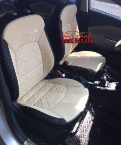 Bọc ghế da xe cho Kia Morning