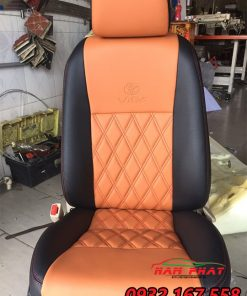Bọc ghế da xe cho Toyota Vios