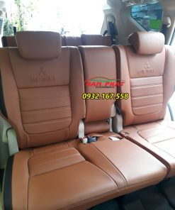 Bọc nệm ghế da xe Mitsubishi Xpander