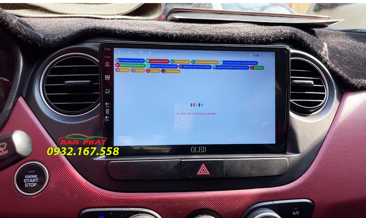 Lắp màn hình Android Oled tại quận 2