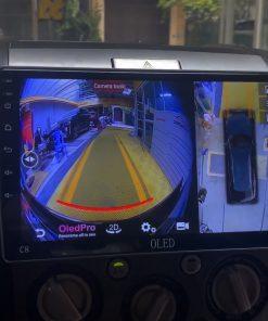 Màn hình Android Oled cho Ford Everest
